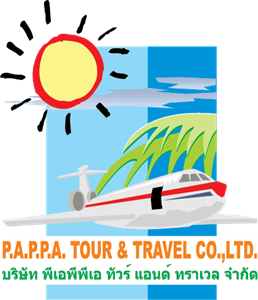 PAPPA TOUR & TRAVEL COMPANY LIMITED Logo Vector