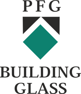 PFG Building Glass Logo Vector