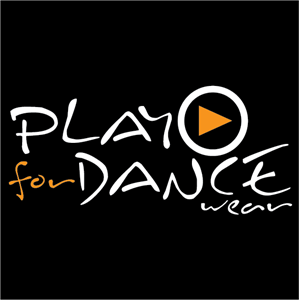 PLAY FOR DANCE Logo Vector