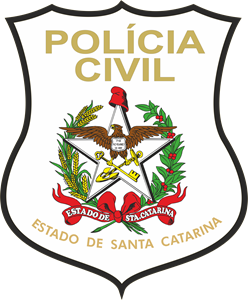 POLICIA CIVIL SANTA CATARINA Logo Vector