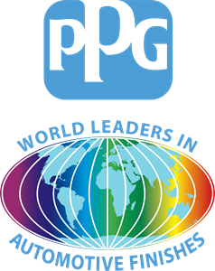 PPG World Leaders in automotive finishes Logo Vector