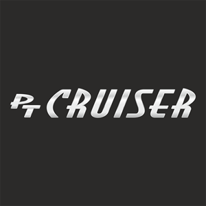 PT Cruiser Logo Vector