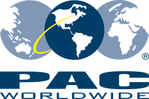 Pac worldwide Logo Vector