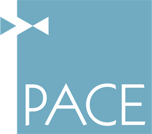 Pace Advertising Logo Vector