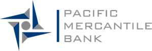 Pacific Mercantile Bank Logo Vector