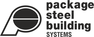 Package Steel Building Systems Logo Vector