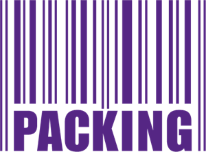 Packing Logo Vector