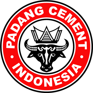 Padang Cement Logo Vector