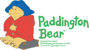 Paddington Bear Logo Vector
