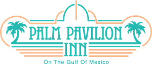 Palm Pavilion Inn Logo Vector