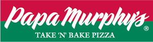 Papa Muphy's Pizza Logo Vector