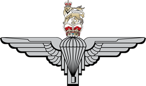 Parachute Regiment Logo Vector