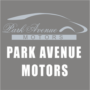 Park Avenue Motors Logo Vector