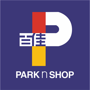 Park n' Shop Logo Vector