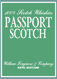 Passport Scotch Logo Vector