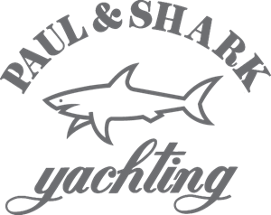 Paul & Shark Yachting Logo Vector