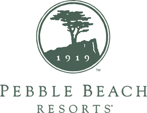 Pebble Beach Resorts Logo Vector