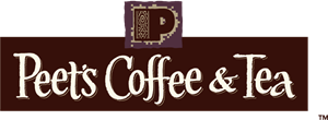 Peet's Coffee Logo Vector
