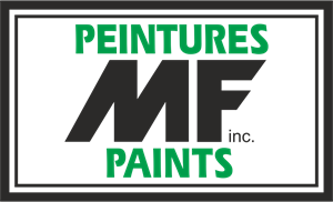 Peintures MF Paints Logo Vector