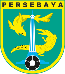 Persebaya Surabaya Logo Vector Cdr Free Download Gambar Kartun