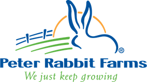 Peter Rabbit Farms Logo Vector