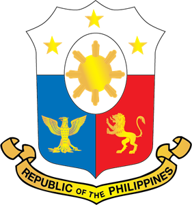 Philippines coat of arms Logo Vector