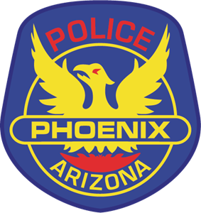 Phoenix Police Department Logo Vector