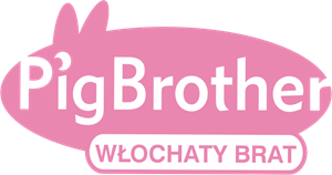 Pig Brother Logo Vector