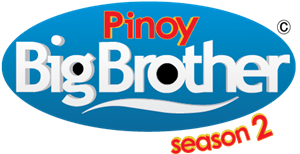 Pinoy Big Brother Season 2 Logo Vector