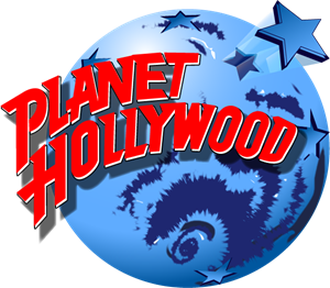Planet Hollywood Logo Vector