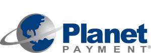 Planet Payment Logo Vector