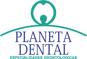 Planeta Dental Logo Vector