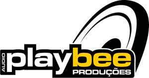 Playbee - Audio Producoes Logo Vector