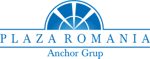 Plaza Romania Mall - Anchor Grup Logo Vector