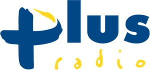 Plus Radio Logo Vector