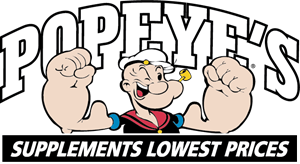 Popeye's Supplements Canada Logo Vector