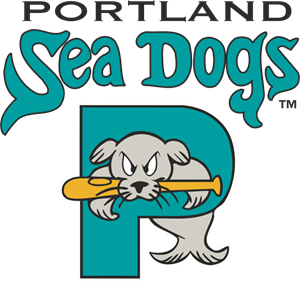 Portland Sea Dogs Logo Vector