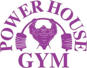 Power House Gym Logo Vector