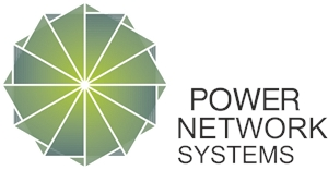 Power Network Systems Logo Vector