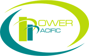 Power Pacific International Media Logo Vector