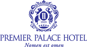 Premier Palace Hotel Logo Vector