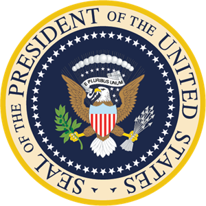 President Of The United States Logo Vector