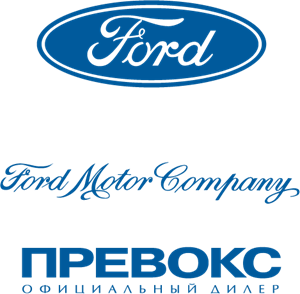 Prevox FORD Dealer Logo Vector