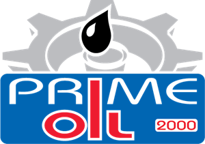 Prime oil Lat Logo Vector