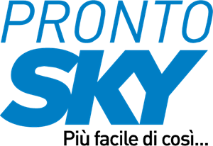 Pronto Sky Logo Vector