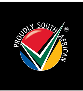Proudly South African Logo Vector