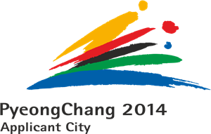 PyeongChang 2014 Applicant City Logo Vector