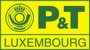 P&T Luxembourg Logo Vector