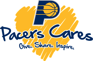 Pacers Cares Logo Vector