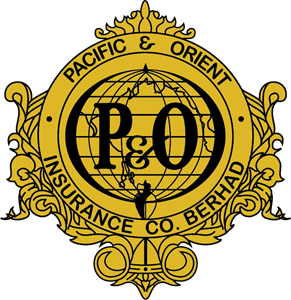 Pacific & Orient Insurance Logo Vector